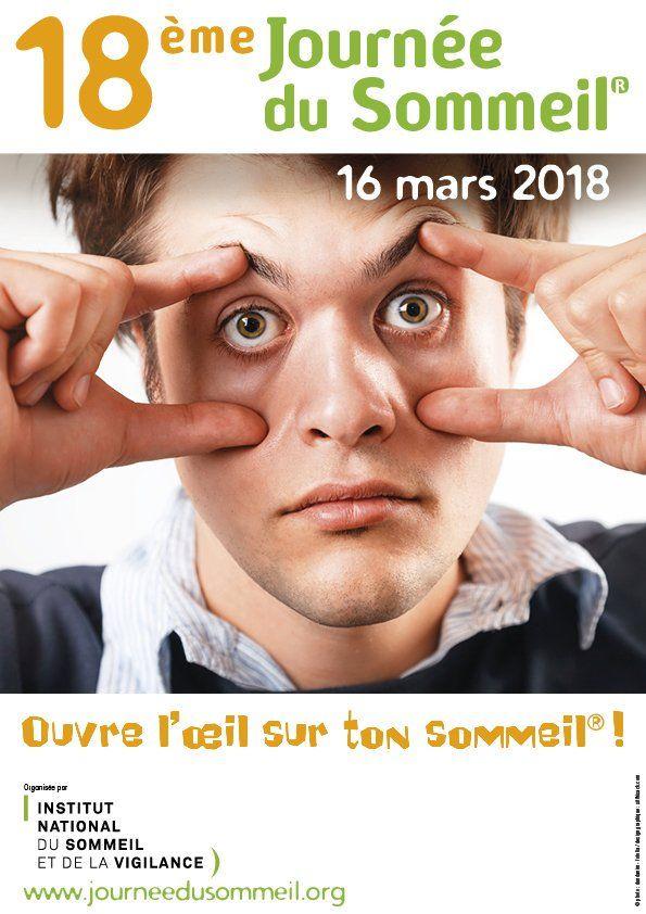 17'ème Journée du Sommeil